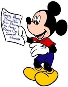 Disney List