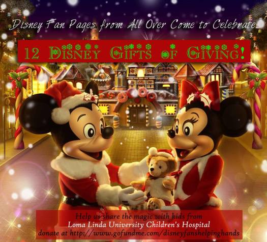 12 Disney GIfts of Giving