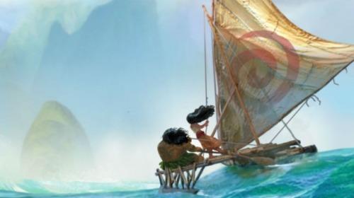 Moana Polynesian Movie Sets Sail for 2016