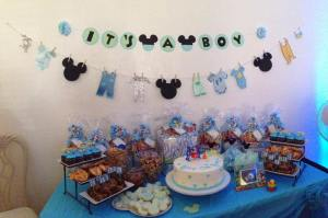 baby shower decor